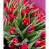 заказать Красивый букет тюльпанов в Петербурге