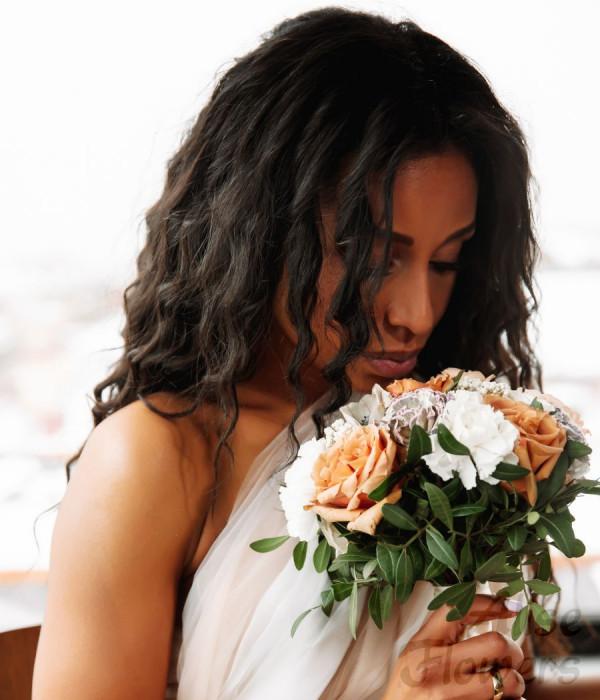 заказать Букет Невесты Каприз в Петербурге