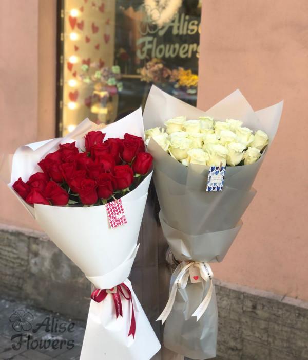 заказать Букет из роз в Петербурге