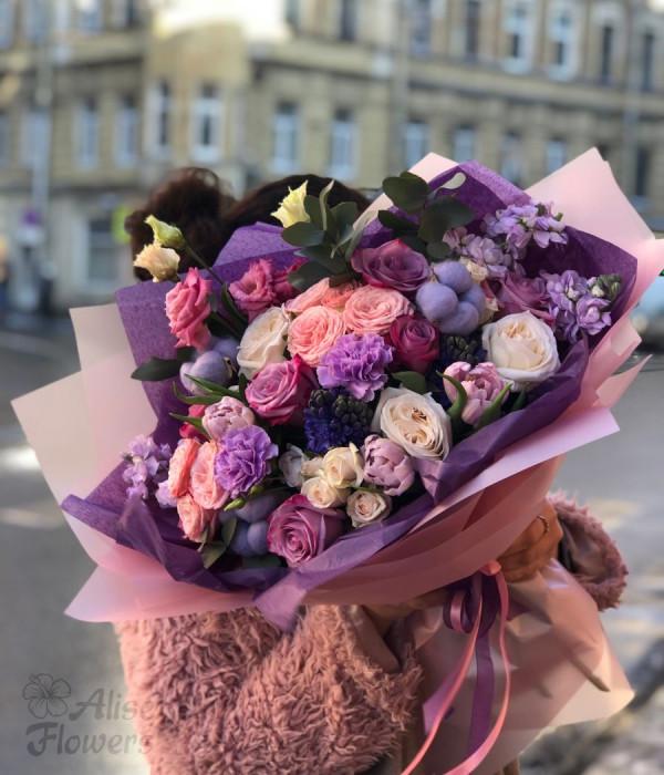 заказать Букет Признание в любви в Петербурге