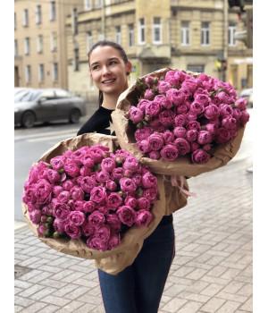 Букет из Пиановидных Роз