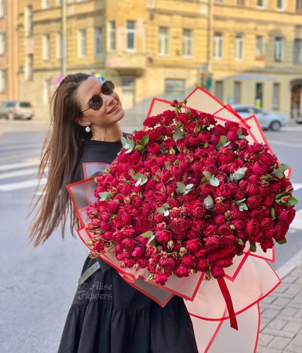 заказать Букет очаровательный в Петербурге