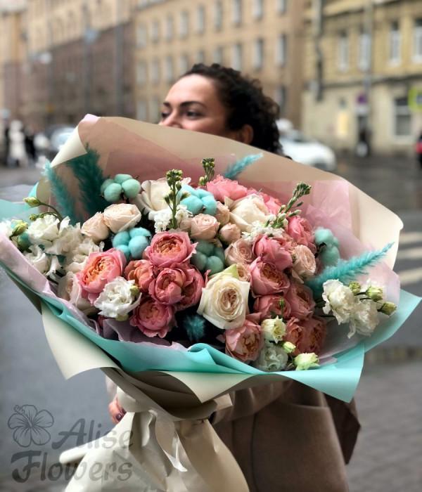 заказать Букет Тиффани 2 в Петербурге