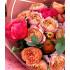 заказать Букет с пионами нежно-розовый в Петербурге