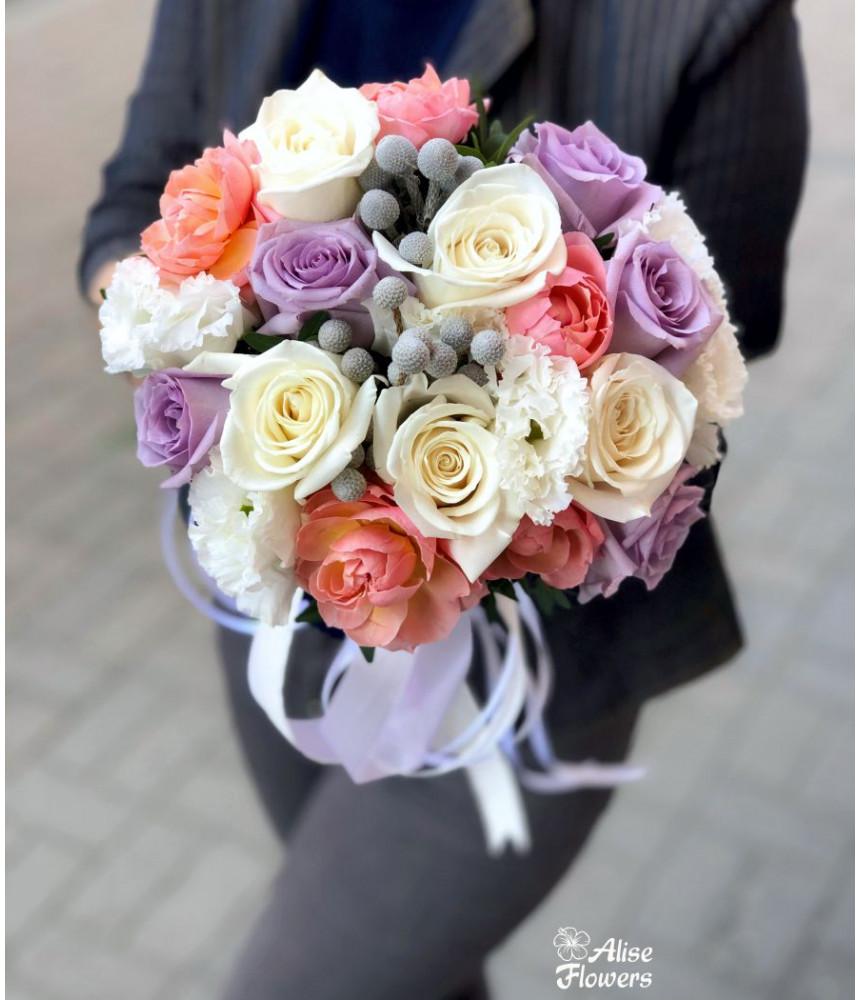 заказать Букет Невесты восторг в Петербурге