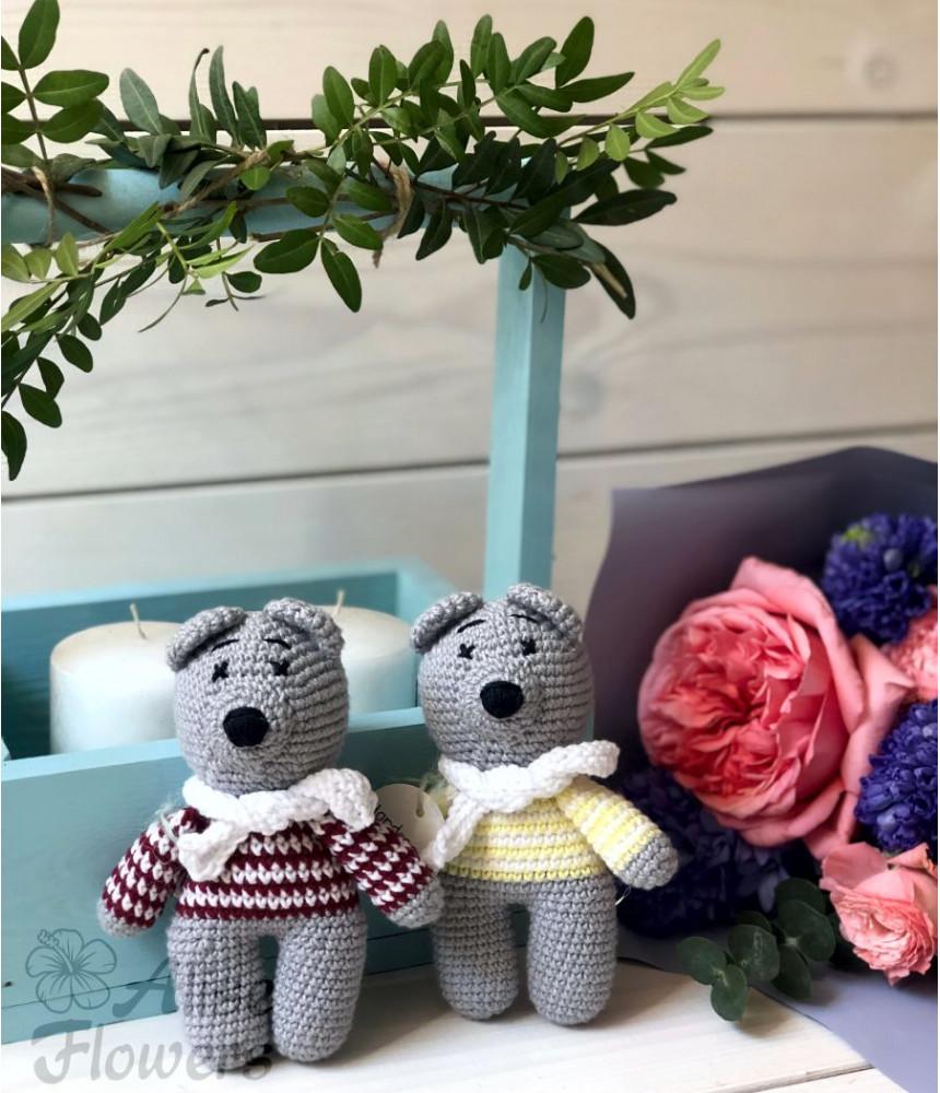 заказать Мягкая игрушка Медвежонок в Петербурге